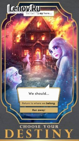 Chapters: Interactive Stories v 1.7.7 Мод (Unlimited Diamonds/Tickets)
