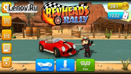 Rev Heads Rally v 3.1 (Mod Money)