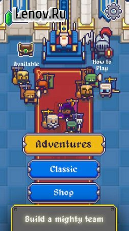 King Crusher – a Roguelike Game v 1.0.7 (Mod Money)