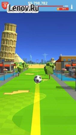 Soccer Kick v 1.7.2 Мод (Premium/Free Store/Unlocked)