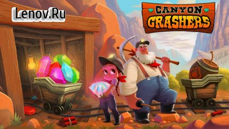 Canyon Crashers v 1.2.1 (Mod Money)