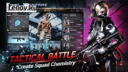 Final Warfare v 1.151 Мод (bullet/grenade does not decrease)