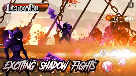 Shadow Legends : Stickman Revenge v 1.2.6 (Mod Money)