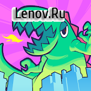 Kaiju Rush v 1.2.6 (Mod Money/Unlocked)