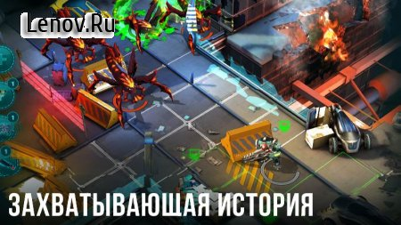 Mercs of Boom v 2.1.0 Мод (bullets/action points unlimited)