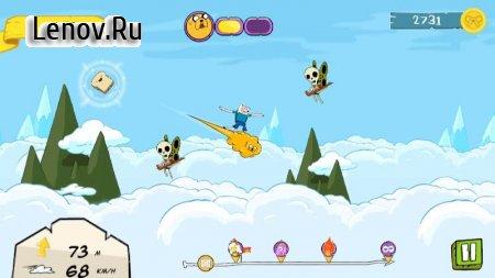 Adventure Time: Crazy Flight v 1.0.6 (Mod Money)