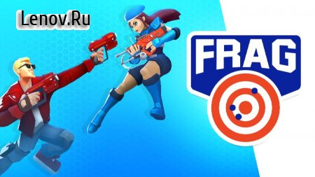 FRAG Pro Shooter v 1.3.9 (Mod Money & More)