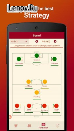 Be the Manager 2019 - Football Strategy v 1.2.7a (Mod Money)