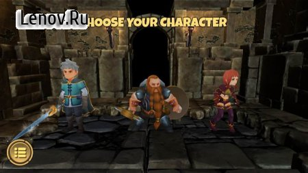 Treasure Hunter: Dungeon Fight v 1.1 (God Mode)