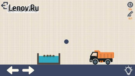 Crayon Physics with Truck v 1.0.5 (Mod Money)