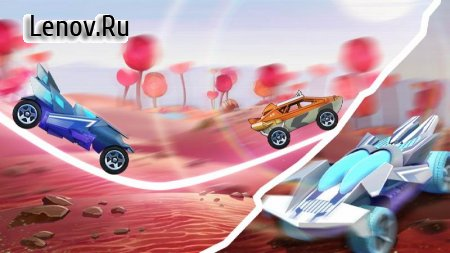 Freedom Racer v 0.0.2 Мод (Unlock all chapters/vehicles)