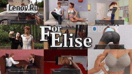 For Elise (18+) v 0.7 Мод (полная версия)