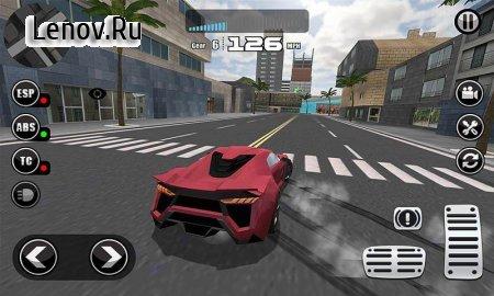 Fanatical Car Driving Simulator v 1.1 Мод (Infinite Diamond/Banknote)