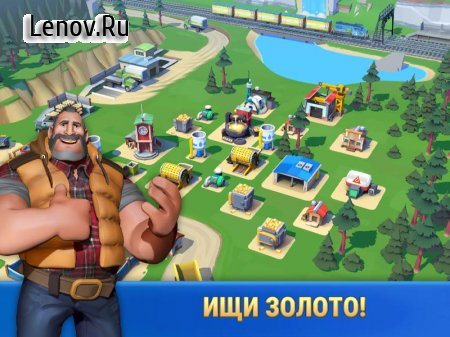 Planet Gold Rush v 1.9.85 (Mod Money)