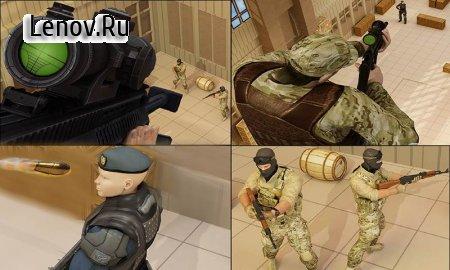 Frontline Modern Sniper War v 1.0 Мод (Unlocked)