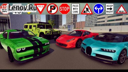Car Driving School 2019 : Real parking Simulator v 1.0 (Mod Money)