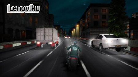 Highway Moto Rider - Traffic Race v 2.9 Мод (Free Shopping)