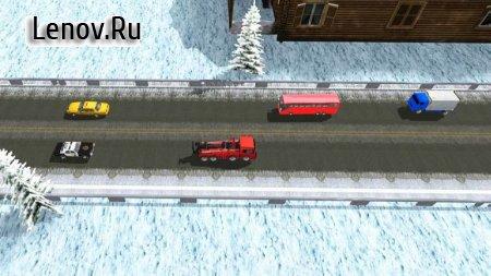 Euro Bus Simulator 2018 v 2.7 Мод (Unlocked)