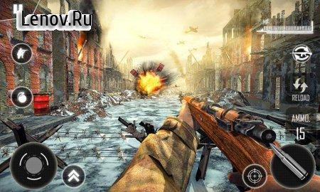 Call for War - Sniper Duty WW2 Battleground v 2.3 (Mod Money)