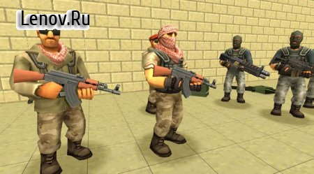 StrikeBox: Sandbox&Shooter v 1.1.1 (Mod Money)