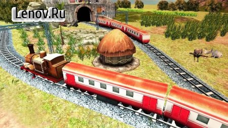 Real Indian Train Sim 2018 v 3.1 Мод (Free levels/train)