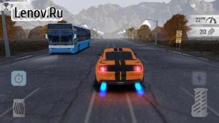 Mustang Speedway v 1.3 Мод (Free Shopping)
