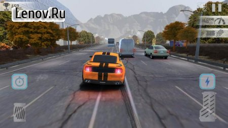 Mustang Speedway v 1.3 Мод (Free Shopping)