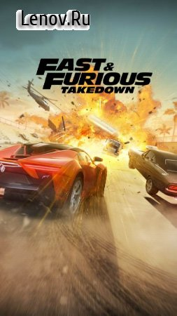 Fast & Furious Takedown v 1.7.01 Мод (No Upgrade Cost/No Card needed for Upgrade/Free Cost for Chest)