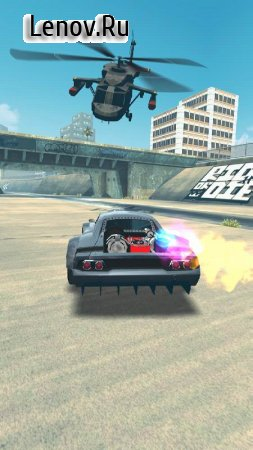 Fast & Furious Takedown v 1.5.62 Мод (Speed up the acquisition of nitrogen values during the game)