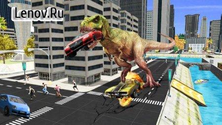 Dinosaur Games Simulator 2018 v 2.5 (Mod Money)