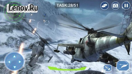 Air Force Lords: Free Mobile Gunship Battle Game v 1.1.3 (Mod Money)