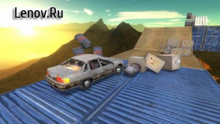 Impossible Survival Race 3D v 1.1 (Mod Money)