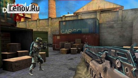 Terrorist War - Counter Strike Shooting Game FPS v 1.0 (Mod Money)