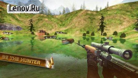 Deer Hunting 2018 v 2.4 Мод (Free Shopping)
