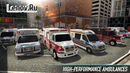 City Ambulance - Rescue Rush v 1.1.3911 (Mod Money)