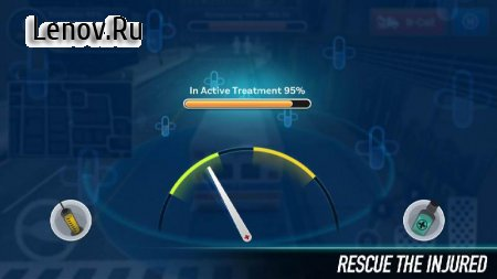 City Ambulance - Rescue Rush v 1.1.3911 (Mod Money)