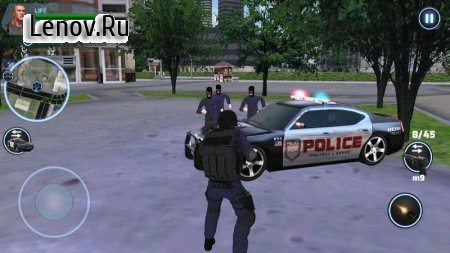 Mad Cop 5 Police Car Simulator v 1.12 (Mod Money)