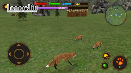 Clan of Fox v 1.0 (Mod Money)