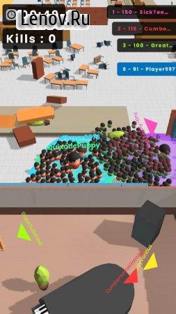 Popular Wars v 1.0.27 Мод (много денег)