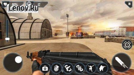 Frontline : Modern Combat Mission v 2.3.2 (Mod Money)