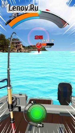 Fishing Championship v 1.2.8 Мод (gold coins/diamonds)