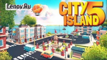 City Island 5 v 2.5.2 (Mod Money)
