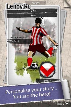 New Star Soccer G-Story v 1.2 Мод (полная версия)
