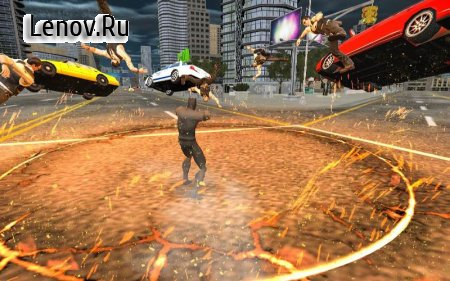 Grand Superhero Panther: Superstar City Survival v 1.1 (Mod Money)