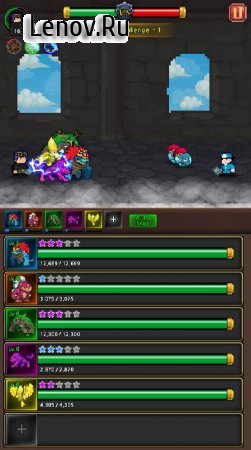 Merge Monsters v 1.2.8 Мод (Free Shopping)