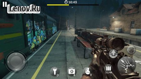 Fatal Target Shooter v 1.1.2 Мод (Unlimited Coins/Diamonds)