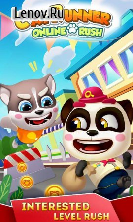 Cat Runner: Decorate Home v 2.8.8 Мод (Unlimited Coins/Gems & More)