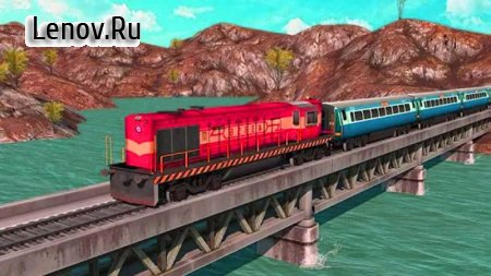Train Simulator 2019 - Mountain Real Train Driving v 1.2 (Mod Money)