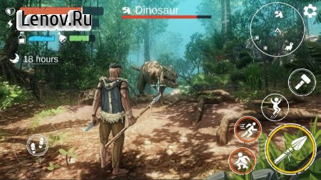 Jurassic Island: Lost Ark Survival v 1.7.0 Мод (Free Shopping)