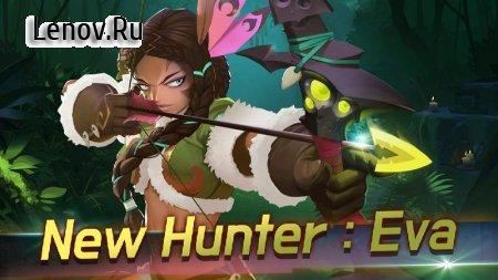 Hunters League v 2.11.1 Мод (DUMP ENEMY/ONE HIT KILL)